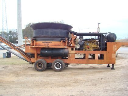 1997 Lane Woodbuster L-2100