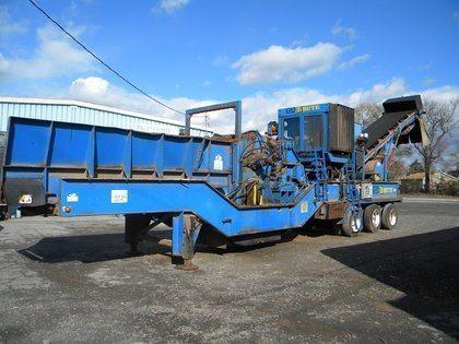 2001 West Salem Machinery Brute