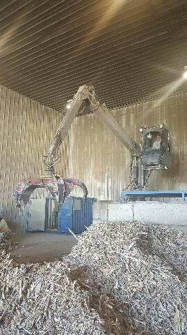 2002 Jonsered 1090 Grapple