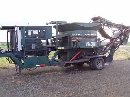 2004 Lane LRM 3610