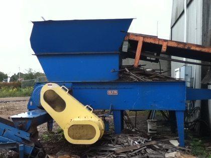 2006 West Salem Machinery 1662HT