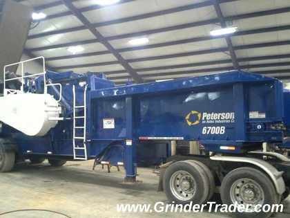2008 Peterson Pacific 6700B