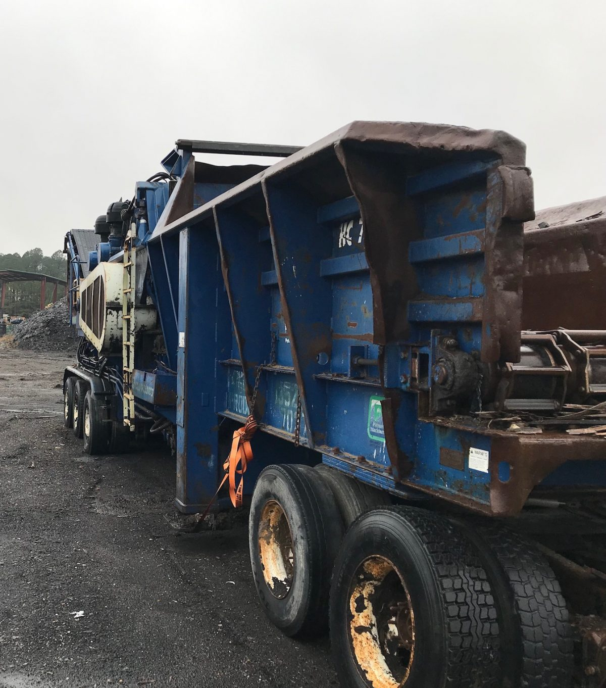 2002 Peterson Pacific 7400A