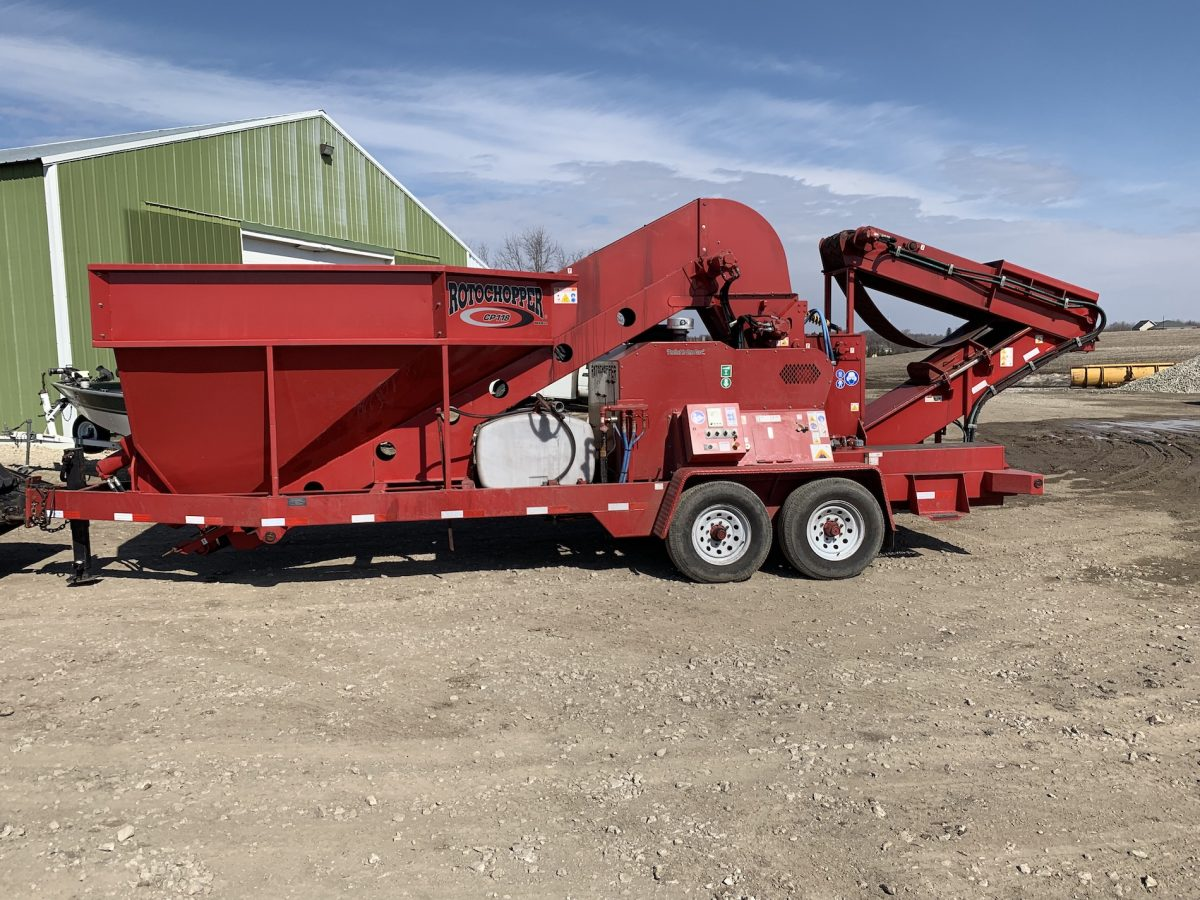 Used Rotochopper Equipment for Sale | GrinderTrader com
