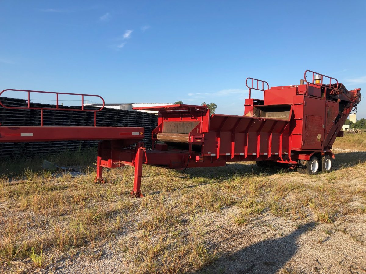 2000 Rotochopper MC166