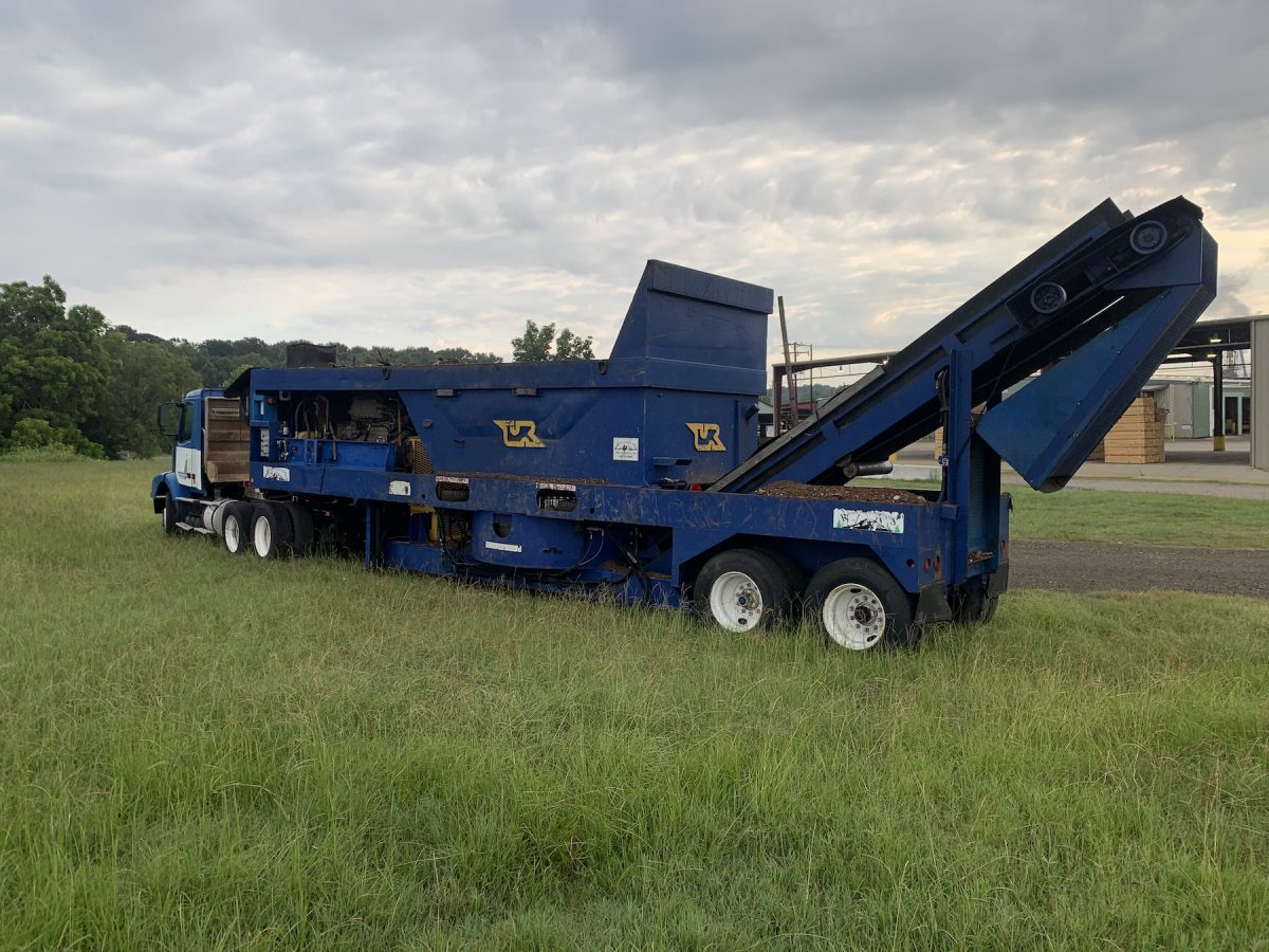 1997 Universal Refiner PDR80