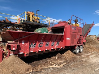 2014 Rotochopper MC266