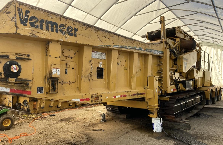 2015 Vermeer Hg6000tx