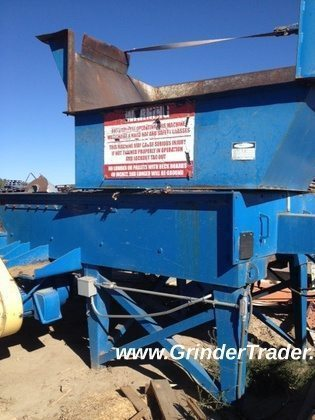 1998 West Salem Machinery 1662HT