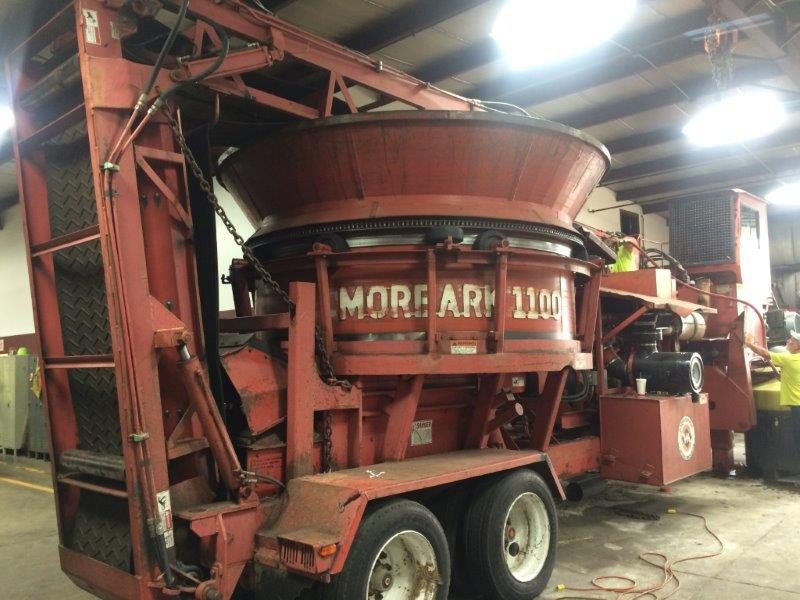 2004 Morbark 1100WCL