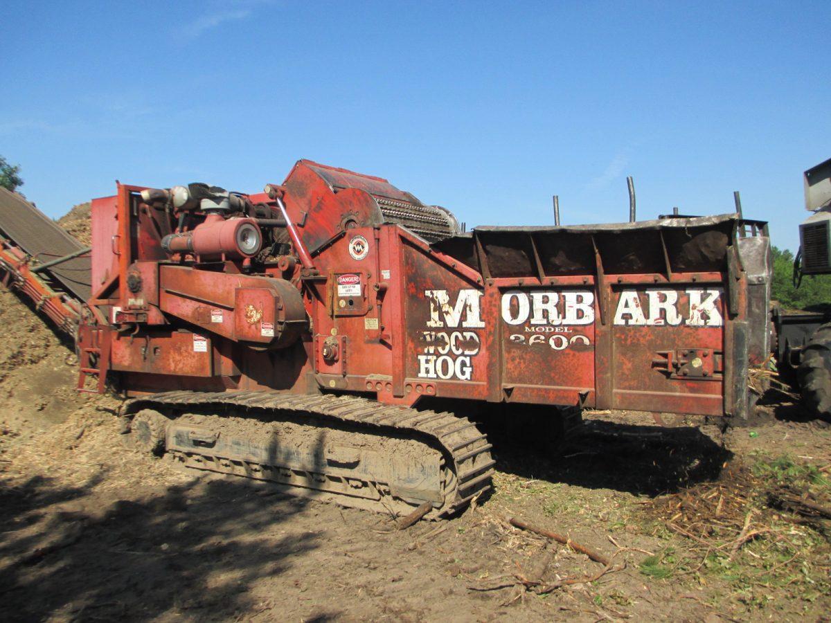2004 Morbark 3600 Track