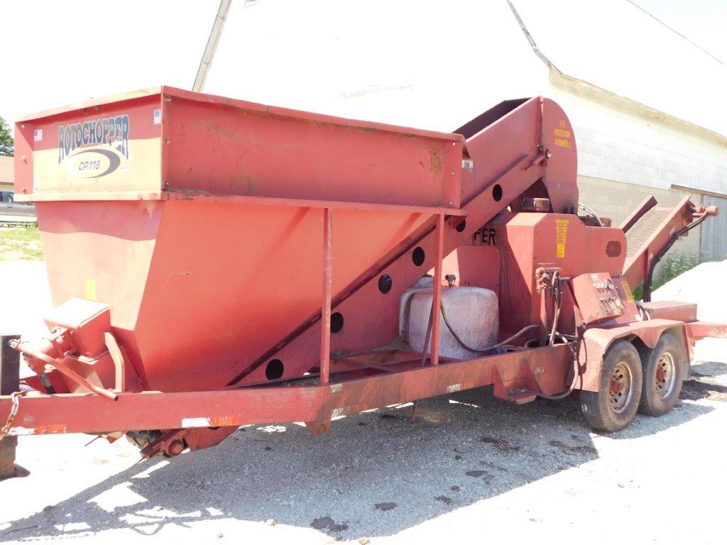 2004 Rotochopper CP118