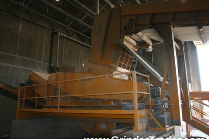2007 CBI 4860C Grizzly Mill