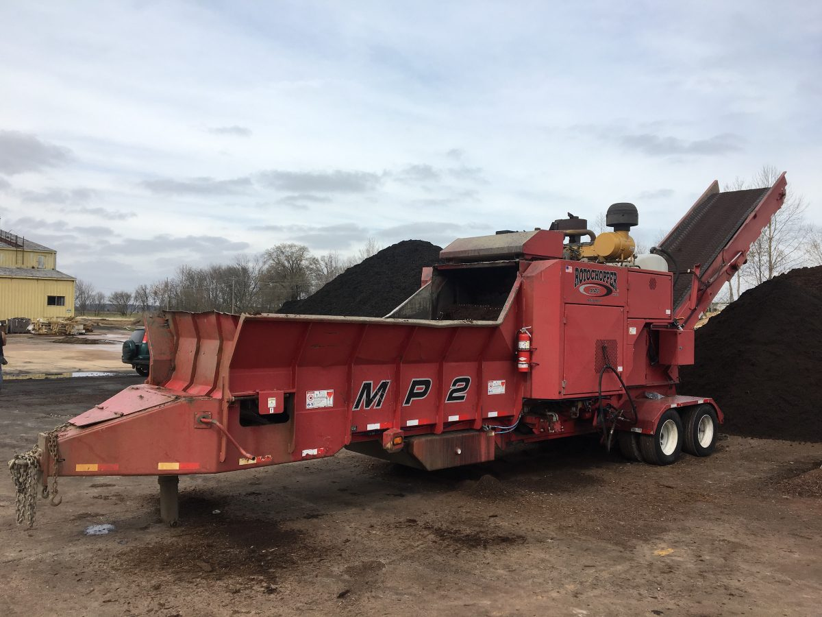 2011 Rotochopper MP2